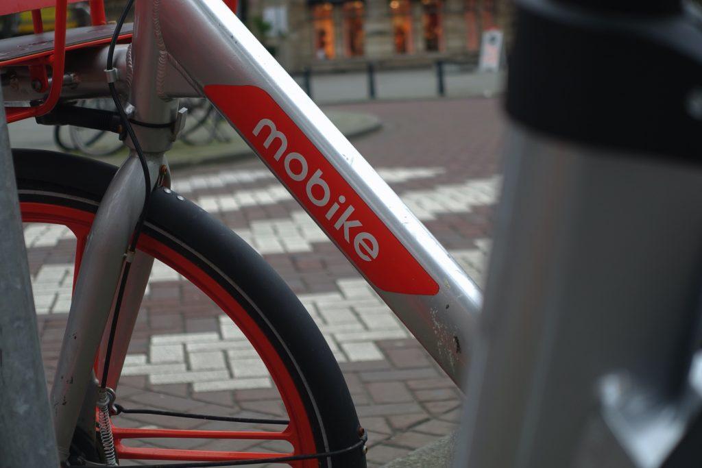 Alles over Mobike: deelfietsen huren in Rotterdam, Delft en Den Haag