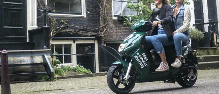 Felyx gaat oude scooters in Rotterdam vervangen en breidt uit