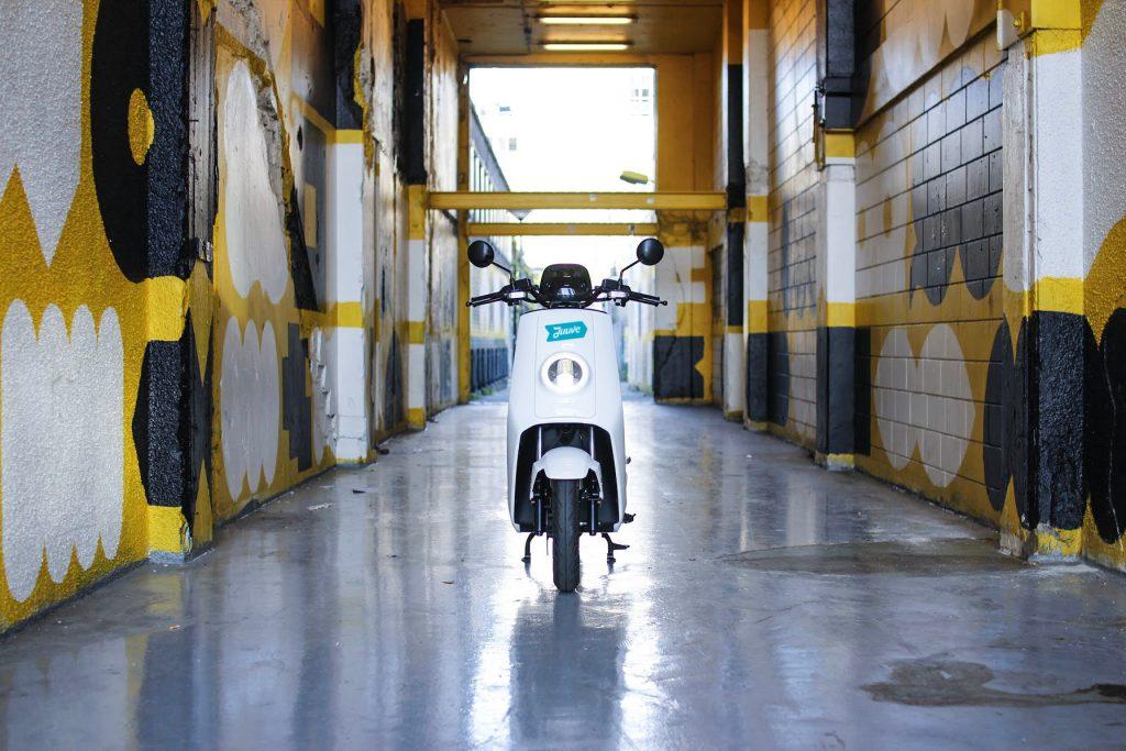 Juuve scooter: deelscooter vanaf zomer 2020 beschikbaar in Rotterdam