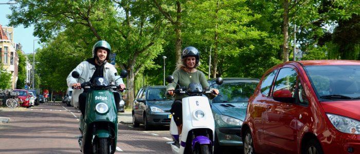 Check, Fly Sharing krijgen ook vergunning in Den Haag naast Felyx en Go Sharing