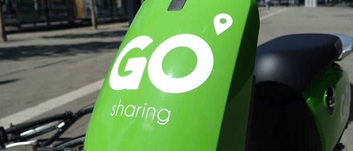 GO Sharing vanaf nu in Apeldoorn, volgende week ook in Deventer