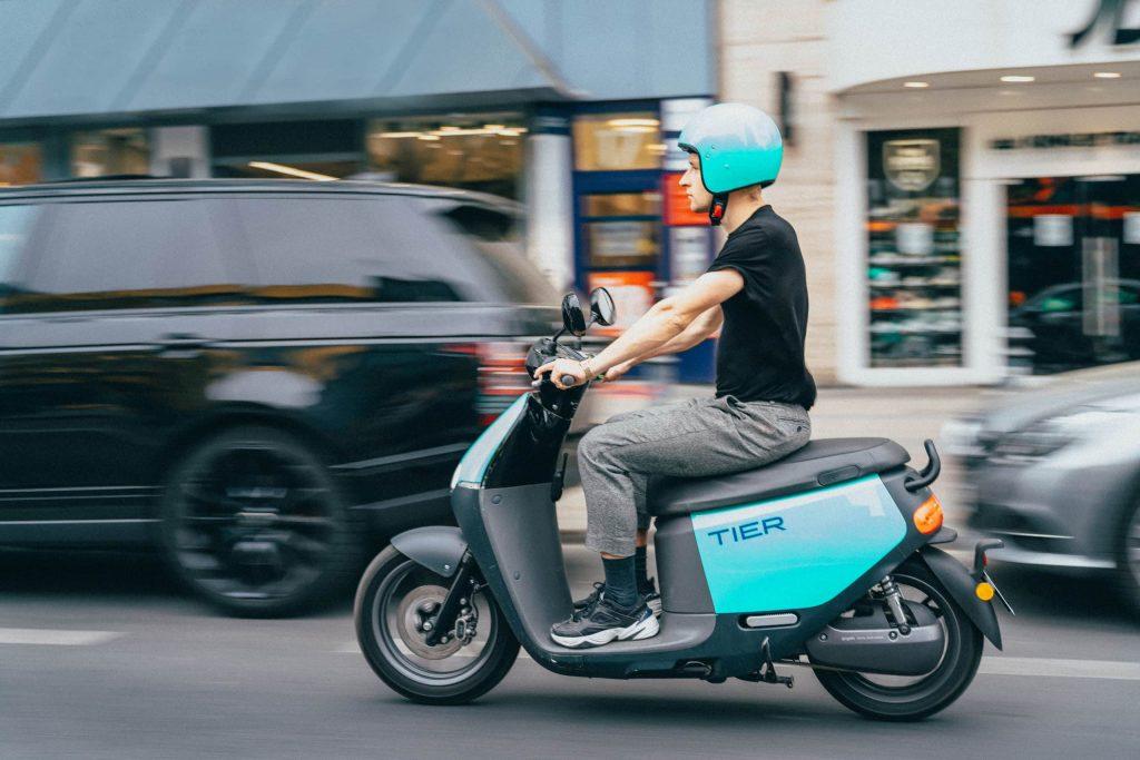 Alles over Tier: scooter en deelfiets huren in Utrecht en Eindhoven
