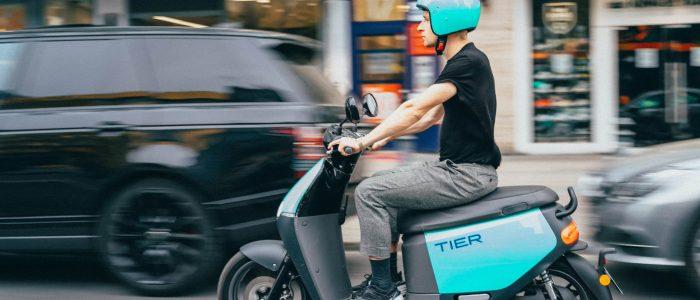 Tier start met deelscooters en fietsen in Utrecht, Go Sharing lanceert ook deelfietsen